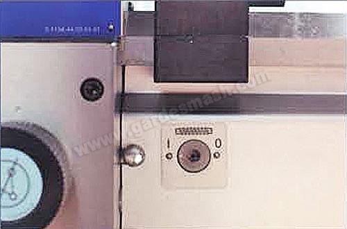 токарно-винторезный станок без ЧПУ - LZ 360 S - рабочий механизм 4