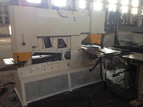 пресс-ножницы ГЕКА 165 с ЧПУ семипакси 5 метров 7