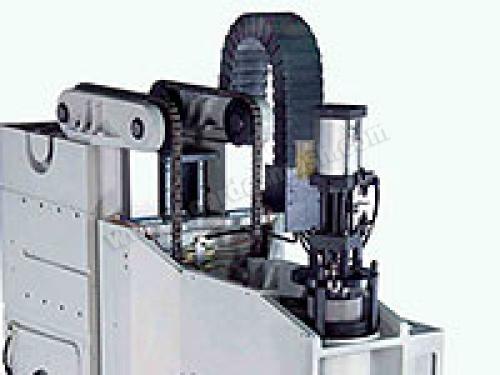 Фрезерные обрабатывающие центры с ЧПУ VMC 850/100 рабочая часть