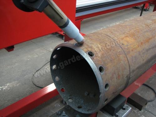 Газовая и плазменная резка труб рис. 4