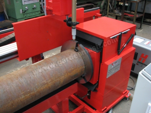 Газовая и плазменная резка труб рис. 5