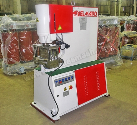Оборудование в работе с угловысечным штампом
