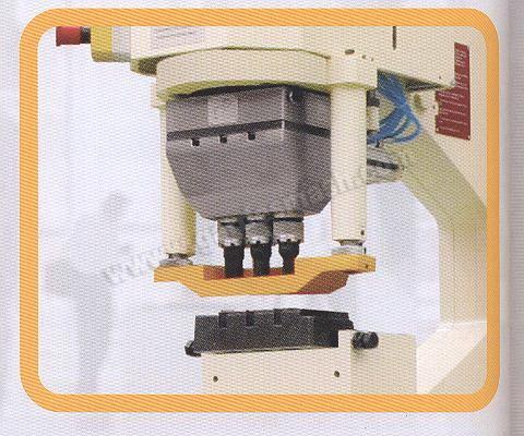 Автоматический позиционер SEMI PAXY - 3-я головка