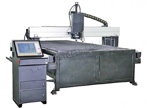 Компактная машина термической резки с ЧПУ с функцией сверления