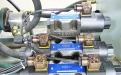 Высококачественная гидравлическая система в корпусе станка производства Yuken, ATOS