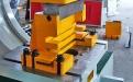 Модуль для пробивки тавровой, двутавровой балки, швеллера, уголка