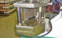 Оборудование в работе с угловысечным штампом 3
